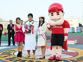 玉野競輪開設67周年記念瀬戸の王子杯争奪戦GⅢは三谷竜生(奈良101期)が優勝!