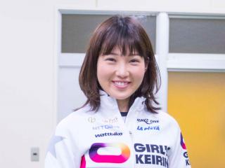 亀川史華選手