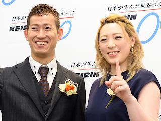 脇本雄太選手と児玉碧衣選手がファン投票1位!
