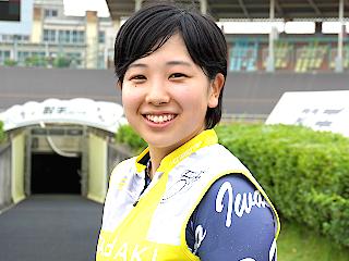岩崎ゆみこ(いわさき・ゆみこ)選手116期 茨城県