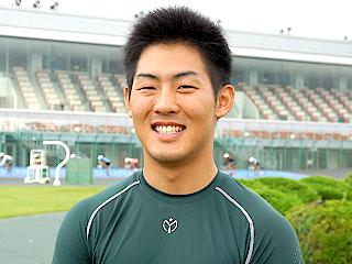 朝倉智仁(あさくら・ともひと)選手115期 茨城県