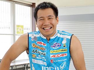 土田武志(つちだ・たけし)選手 115期 茨城県