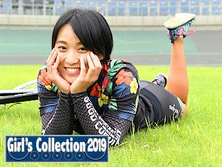 日刊スポーツ「Girl's Collection 2019」 久米詩選手編