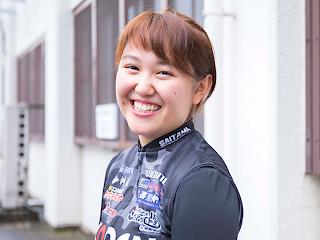 藤田まりあ(ふじた・まりあ)選手 116期 埼玉県