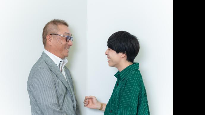中野浩一さんと大進さん