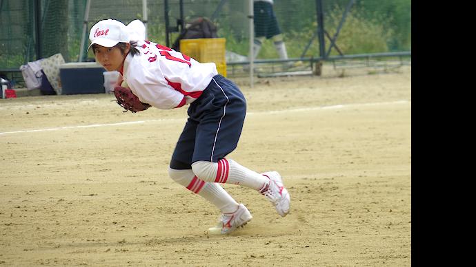 川田ひな選手