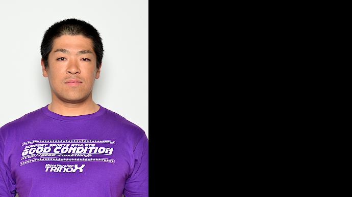 野口裕史(のぐち・ひろし)選手