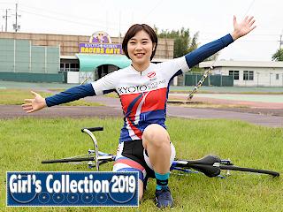 日刊スポーツ「Girl's Collection 2019」 坂口聖香選手編
