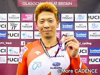 20919-2020 UCIトラックワールドカップ第2戦・深谷知広選手が男子スプリントで銅メダル!