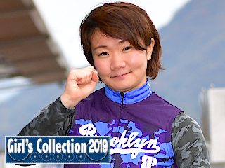 日刊スポーツ「Girl's Collection 2019」 吉岡詩織選手編