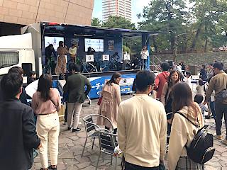 競輪PRトラックが『全日本選抜競輪』のPRイベントに出現します!