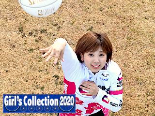日刊スポーツ「Girl's Collection 2020」 岩崎ゆみこ選手編